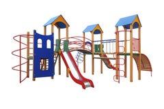 playground Στοκ εικόνες με δικαίωμα ελεύθερης χρήσης