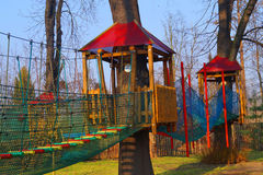 playground Imagem de Stock Royalty Free