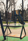 playground Fotos de Stock Royalty Free