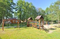 Free Playground Royalty Free Stock Image - 5323916