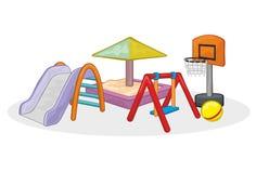 playground Fotografia Stock