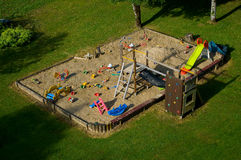 playground immagine stock