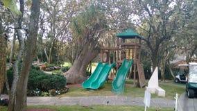 playground Στοκ εικόνα με δικαίωμα ελεύθερης χρήσης