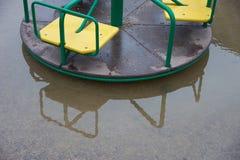 playground image libre de droits