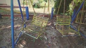 playground video d archivio