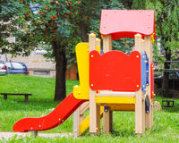 playground Photographie stock libre de droits