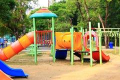 playground Fotografia Stock Libera da Diritti