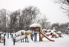 playground Fotografia de Stock