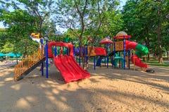 playground fotografie stock
