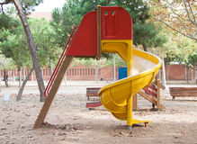 Playground area Stock Photography