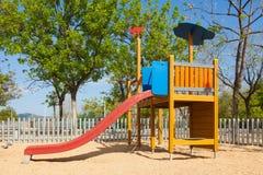 Playground area Stock Photos