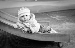 Playground .B&W Stock Photos