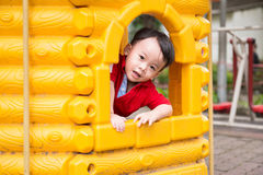 Playground baby Royalty Free Stock Image