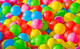 Playground balls. Royalty Free Stock Photography