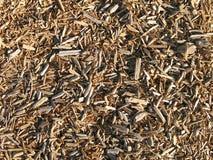 Playground bark Stock Images