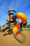 Playground for children Royalty Free Stock Photos