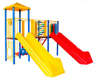 Playground for children Royalty Free Stock Photography