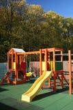 Playground for children Stock Image
