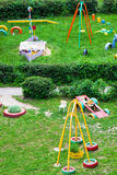 Playground for children Stock Image