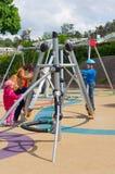 Playground children Royalty Free Stock Image