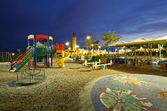Playground for children Stock Images