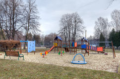 Playground for children. Stock Images
