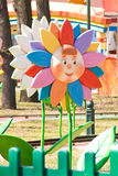 Playground for children Stock Photos