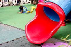 Playground children toy tool Royalty Free Stock Photography