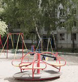 Playground for children Stock Photos