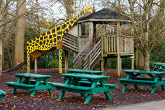 Playground for childrens Stock Photo