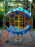 Playground climbing frame Royalty Free Stock Images