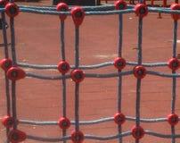 playground-climbing-rope Stock Photography