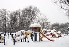 Playground - RAW format Stock Photography