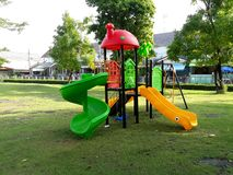 playground fotografie stock