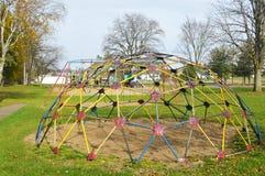 Playground Dome Monkey Bars Stock Photos