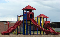 Playground Equipment Stock Photos
