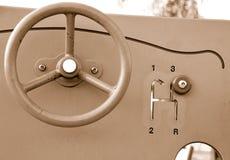 Playground Equipment Steering Wheel Stock Image