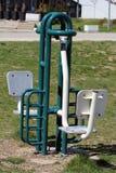 Playground equipment Royalty Free Stock Photography