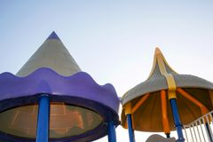 Playground framework Royalty Free Stock Photos