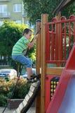 Playground fun stock images