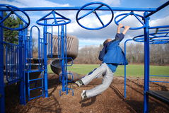Playground Fun Royalty Free Stock Images