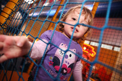 Playground fun Royalty Free Stock Photos