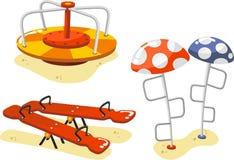 Playground games 3 Royalty Free Stock Photos