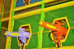 Playground guns Royalty Free Stock Image
