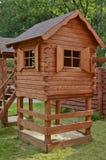 Playground house Stock Image