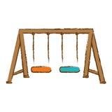 Playground icon image Stock Images