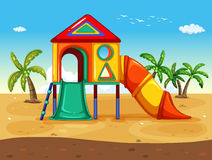 Playground Royalty Free Stock Images