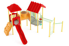 Playground isolated Royalty Free Stock Photo