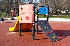 Playground for kids Royalty Free Stock Photography