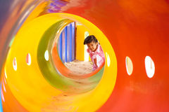 Playground for kids Royalty Free Stock Photo